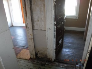 Black mold in house Mount Vernon Ohio